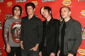 AFI at Spike TVs 2006 Video Game Awards. The Galen Center, Los Angeles, CA. 12-08-06 — Stockfoto