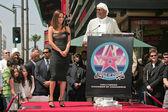 Halle Berry and Samuel Jackson — ストック写真