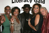Colette Divine, J. Karen Thomas, TC Carson, Kim Coles and Sally Kirkland — Photo