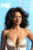 Keesha Sharp at the 38th Annual NAACP Image Awards. Shrine Auditorium, Los Angeles, CA. 03-02-07 — Stock Photo