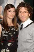 Jeanne Tripplehorn and Leland Orser — Stock Photo