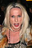 Alexis Arquette at Flaunts 8th Annual Anniversary and Toy Drive benefitting. The Edison, Los Angeles, CA. 12-08-06 — Stock Photo