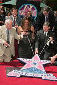 Halle Berry Hollywood Walk of Fame Ceremony — Stock Photo