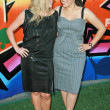 Ashley Jensen, America Ferrera — Stock Photo #16081747