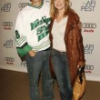 Постер, плакат: Sharon Lawrence and husband Tom