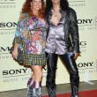 Slash and wife Perla — Stockfoto #16087053