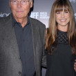 Stock Photo: Adam West and daughter at Varietys 3rd Annual Power of Comedy, Avalon, Hollywood, C11-17-12