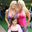 Easter Egg Hunt at the Playboy Mansion — Stock Photo #16089927
