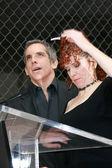 Ben Stiller, Amy Stiller — Fotografia Stock