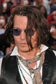 Johnny Depp — Stock Photo