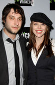 Amber Benson, Adam Busch — Stock Photo