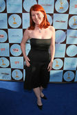 Kate Flannery at the party for the 2007 Primetime Emmy Nominees. One Sunset, West Hollywood, CA. 09-09-07 — Stock Photo