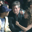 Постер, плакат: Russell Simmons with Eric Dane and Rebecca Gayheart