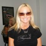 Katie Lohmann at the Inaugural XM Satellite Radio Speedjam, Homestead-Miami Speedway, Homestead, Fla. 03-24-07 — Stock Photo #16097019