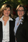 Amy Pascal, Stacey Sher — Stock Photo