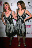 Sharon Lawrence and Amy Pietz — Stock Photo