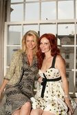Anita Seelig, Phoebe Price — Stock Photo