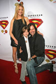 """Superman Returns"" DVD and Video Game Launch Party — Stock Photo"