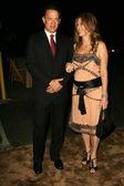 Tom Hanks and Rita Wilson — Stock Photo