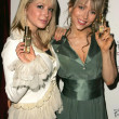 Ashley and Courtney Peldon - Stockfoto