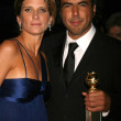 Alejandro Gonzalez Inarritu and guest at the Paramount Pictures 2007 Golden Globe Awards After-Party. Beverly Hilton Hotel, Beverly Hills, CA. 01-15-07 - Stockfoto