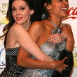 Rose McGowan and Rosario Dawson - Stok fotoğraf