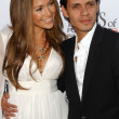 Jennifer Lopez and Marc Anthony - Foto de Stock