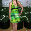 Aimee Teegarden at the Us Hot Hollywood 2007 party presented by Us Weekly. Sugar, Hollywood, CA. 04-26-07 - Foto de Stock
