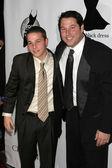 Shawn Pyfrom und Greg Grunberg — Stockfoto