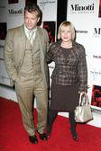 Thomas Jane and Patricia Arquette — Stock Photo