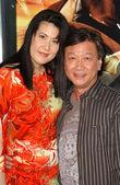 Tzi Ma and friend — Stock Photo