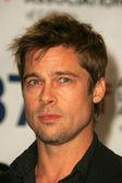 Brad Pitt Prop 87 Press Conference — Stock Photo
