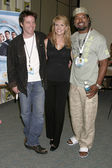 Ben Browder, Amanda Tapping, Christopher Judge — Foto Stock
