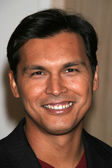 Adam Beach at the Friends of the Los Angles Free Clinic Annual Dinner Gala. Beverly Hilton Hotel, Beverly Hills, CA. 11-20-06 — Stock Photo