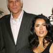 ������, ������: Ted Danson and Salma Hayek
