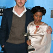Ryan Gosling and Shareeka Epps — Stock Photo