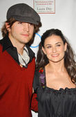 Ashton kutcher et demi moore — Photo