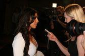 Kim kardashian — Stock fotografie