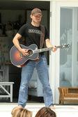 Alex woodard le tournage vidéo chaudes mamans pour l'instant belle, la chanson des mamans chaudes. maison de la cuillère d'argent, malibu, californie. 15/08/07 — Photo