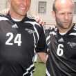 Постер, плакат: Vinnie Jones and Jason Statham