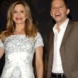 Kyra Sedgwick and Jon Cryer — Stock Photo