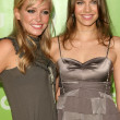 Katie Cassidy and Lauren Cohan at the CW Summer 2007 TCA Press Tour. Pacific Design Center, Los Angeles, CA. 07-20-07 — Stock Photo