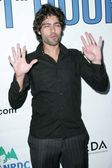Adrian Grenier at the Los Angeles Premiere of The 11th Hour. Arclight Cinemas, Hollywood, CA. 08-08-07 — Stock Photo