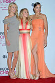 Ali Larter, Hayden Panettiere, Tawny Cypress — Stock Photo