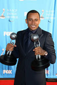 The 38th Annual NAACP Image Awards — Stock Photo