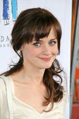 Alexis Bledel at the I Have A Dream Foundations 9th Annual Gospel Brunch. House of Blues, West Hollywood, CA. 01-28-07 — Stock Photo