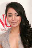 Aimee Garcia at the 2007 Alma Awards. Pasadena Civic Auditorium, Pasadena, CA. 06-01-07 — Stock Photo