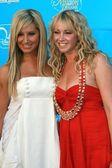 Ashley Tisdale, Jennifer Tisdale — Стоковое фото