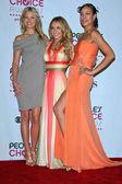 Ali Larter, Hayden Panettiere, Tawny Cypress — Stock Photo