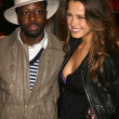 Постер, плакат: Wyclef Jean and Petra Nemcova